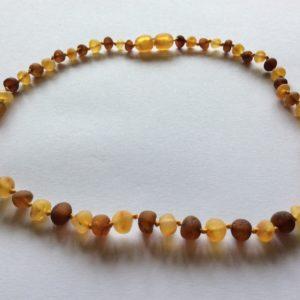 Baltic Amber Children's Necklace